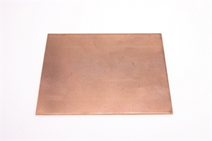 Kobberplade 3mm