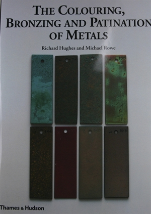 The coloring, bronzing, and patination of metals