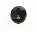 Onyx 10x8 mm Oval Facet/Flad