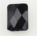 Onyx 14x10 mm Rektangel Facet