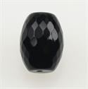 Onyx 16x12 mm Oval Facet
