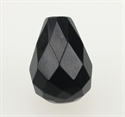 Onyx 18x12 mm Dråbe Facet
